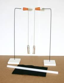 Лабораторный комплект по электростатике