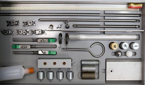 Ящик№2 лабораторного комплекса для учебной практической и проектной деятельности по естественнонаучным дисциплинам