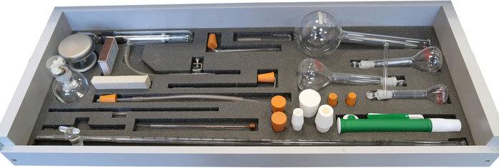 Настольная тумба верхний ящик Лабораторного комплекс для учебной практической и проектной деятельности по химии